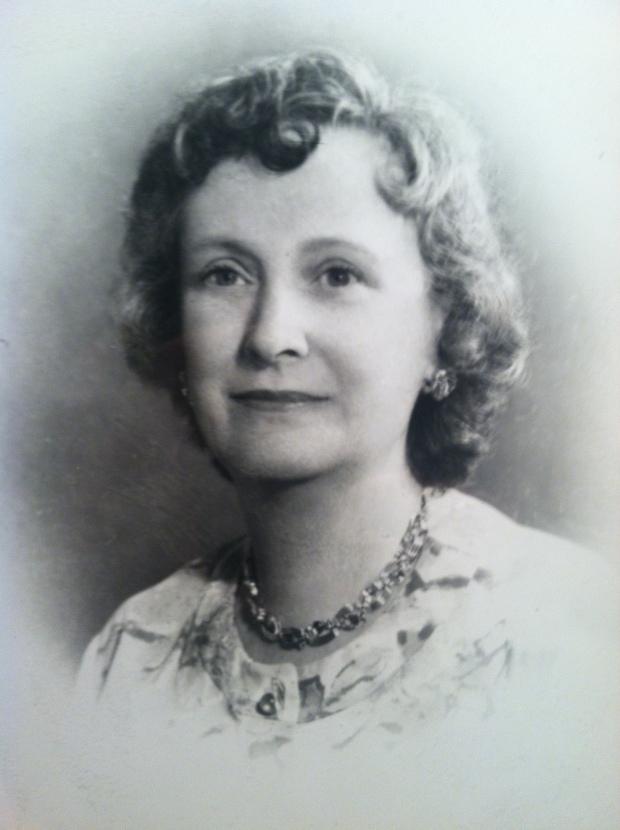 Alice B. Johnson, poetess